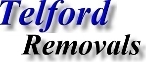 Find Telford removal company contact details