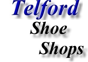 Find Telford shoe shop contact details