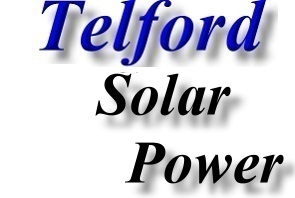 Telford solar power company contact details