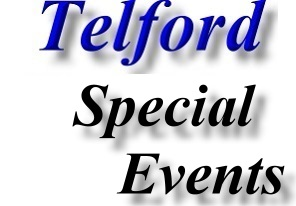 Find Telford Special Events phone number address website