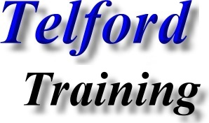 Telford training course contact details