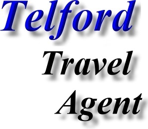Telford Online travel agent contact details