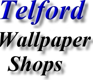Find Telford wallpaper shop contact details