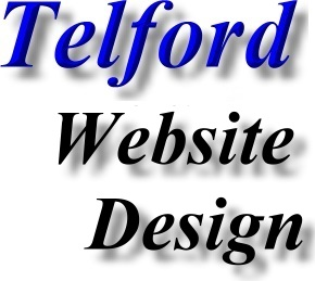 Find Telford website design contact details