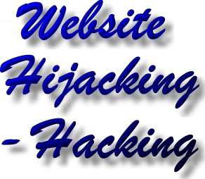 Hacked and Hijacked Website Repair in Telford